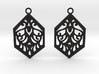 Aaricia earrings 3d printed