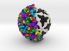 Bluetongue Virus 3d printed