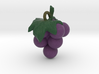 grape pendant 3d printed
