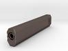 Hexa Silencer (200mm Long) (18mm External Barrel) 3d printed