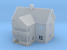 Emadalen water tower house 285 scale 3d printed Emadalen Water Tower House 285 scale