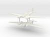 1/285 (6mm) Focke-Wulf Fw-57 (x2) 3d printed
