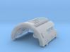 1/350 TOS Hangar Deck / Shuttle Bay Replacement 3d printed