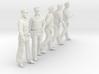 1/30 USN Officers Set432-01 3d printed