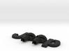 #CuzitsCustom 3D Punisher Skulls (SM-OEM) 3d printed