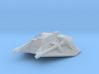 Hover Speeder High-Detail Sci-Fi Miniature 3d printed
