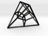 Tetrahedral Tesseract 3d printed