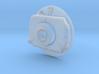 aft heat shield 3d printed