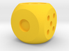 die solid interior balanced rounded edges 3d printed