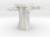 Sci-fi Machine Gun Tower 3d printed