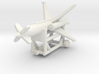 (1:144) Rheintochter III on transport cart 3d printed