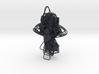 Enneper Curve Art + Nefertiti (003a) 3d printed
