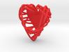 PrintAPot Air Plant Heart Locket 3d printed