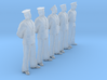 1/50 RN Seamen Rest Set101-14 3d printed