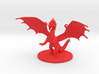 Young  Red Dragon 3d printed