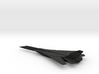 Lockheed Mach 5 Hypersonic Carrier Plane 3d printed