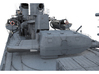 1/200 IJN 610 mm (24in) Type 93 Torpedo Tubes 3d printed
