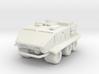 Sci-fi military truck 3d printed