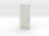 """Barn Door 7""""H x 3.125""""W 3d printed"""