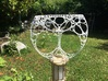 Apollonian Tetrahedron XXL 3d printed White Strong & Flexible