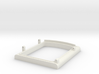 US&S box door frame bottom 3d printed