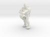 Heavy Gunner Miniature (28mm Scale) 3d printed