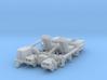 THAAD Missile  Deployment Set 3d printed
