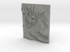 Sedbergh and the Howgils 3d printed