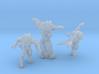 Gargoyles - Complete Set - 3 Miniatures 28/30mm Sc 3d printed