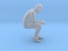 SE Alec sitting FUD 3d printed