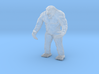 YETI Beast HO Scale Detailed Creature 3d printed