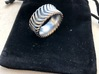 CARVER RING SIZE 11 3d printed