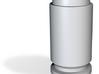 Paracord Bead - Bullet 9MM 3d printed