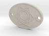 Sacral Chakra Aromatherapy Convertible Pendant 3d printed