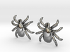 Tick Earrings - Nature Jewelry 3d printed