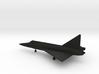 Convair F-102A Delta Dagger 3d printed