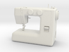 1/3rd Scale Sewing Machine 3d printed