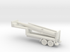1/144 Scale M790 Pershing Missile Tailer 3d printed