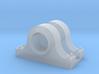 Flywheel cosmetic bearing 2mm diameter 3d printed
