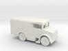 1/144 Scale Bedford MW Ambulance 3d printed