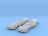 Pointy-Eared Adversary Stormbird Nacelles 3d printed