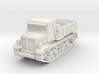 Voroshilovets tractor scale 1/100 3d printed