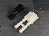 TF CW Brake-Neck Wildrider Car Cannon Seige 3d printed Compared to G1 accessory
