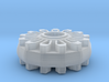 Main Sprocket - new - 1-160 scale 3d printed