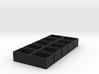 dual short 13x18x9.5 speaker box qty5 3d printed