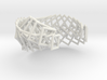 Gold Steel Arithmetic Cuff FIXED 3d printed