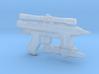 Nostromo laser pistol 1:6 scale 3d printed