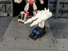 TF CW Streetwise XL Car Cannon 3d printed Combined with Adapter and Hand/Foot Accessory