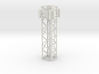 Light Tower Middle Cell Site 1-87 HO Scale 3d printed