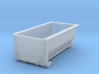 Rolloff Dumpster in O scale 3d printed